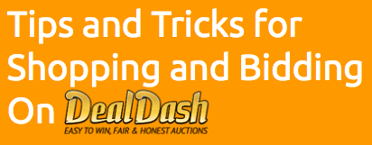 Image result for dealdash tips and tricks