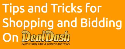 Image result for dealdash tips and tricks