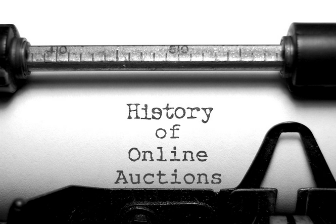 History of Online Auctions