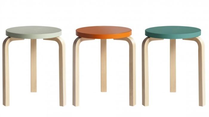 STOOL 60 | Designer: Alvar Aalto | Year: 1933