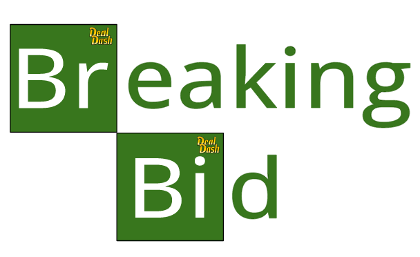 Breaking Bid DealDash