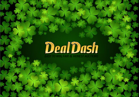 St Patricks Day DealDash
