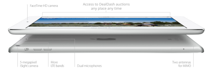 Apple iPad Air DealDash