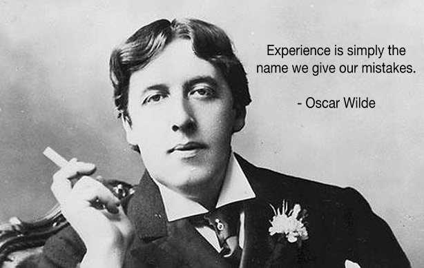 Experience DealDash Oscar Wilde