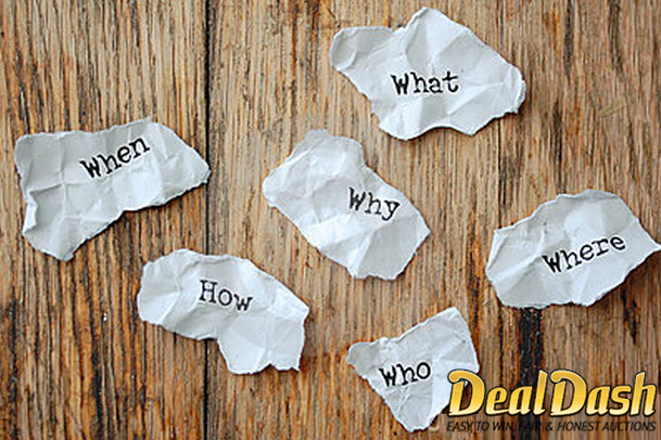 How to bid on DealDash