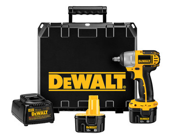 DeWalt Drill Set Won on DealDash
